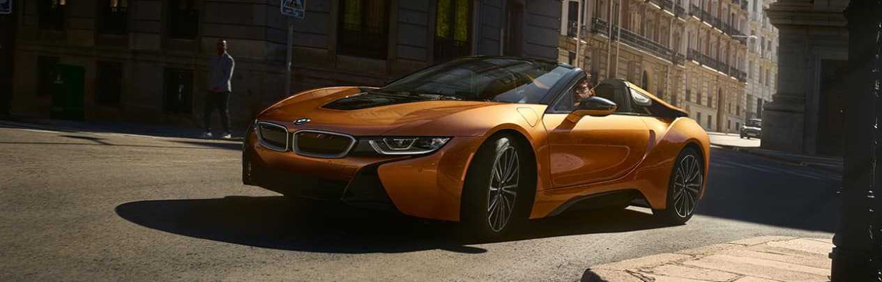 Bmw I8 Roadster Features Specifications Bmw Usa