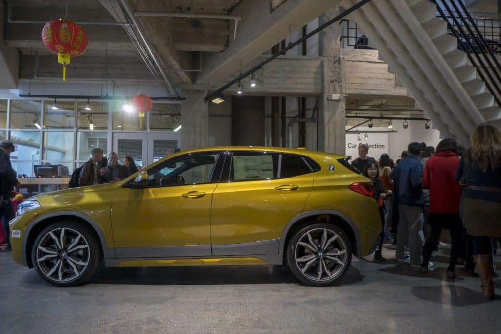 Mini Of San Francisco >> The All New 2018 Bmw X2 Bmw Of San Francisco