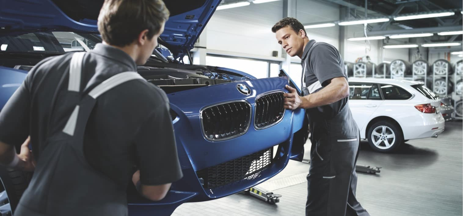 Collision Repair Center >> Bmw Of San Francisco Certified Collision Repair Center