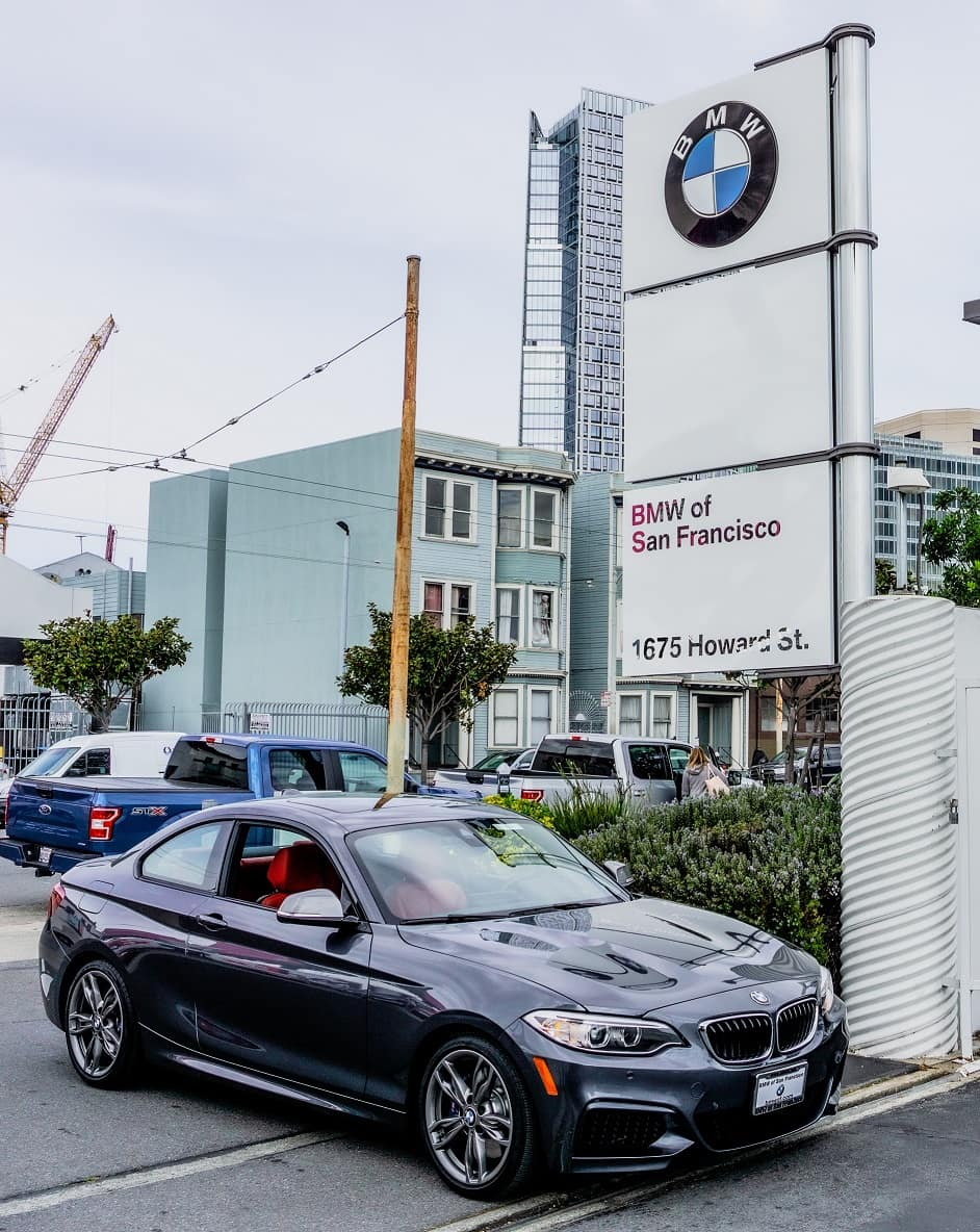Bmw And Used Car Dealer In San Francisco