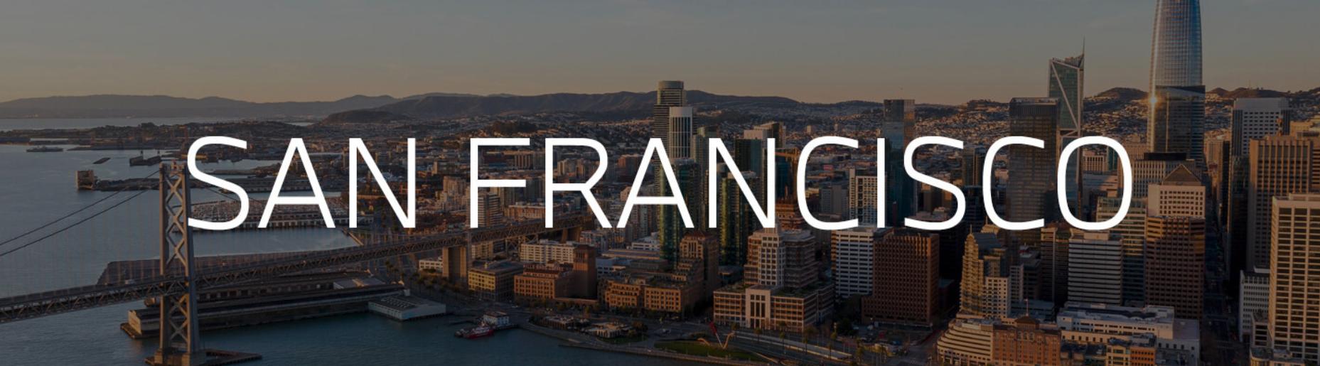 UDE SAN FRANSISCO REGISTRATION