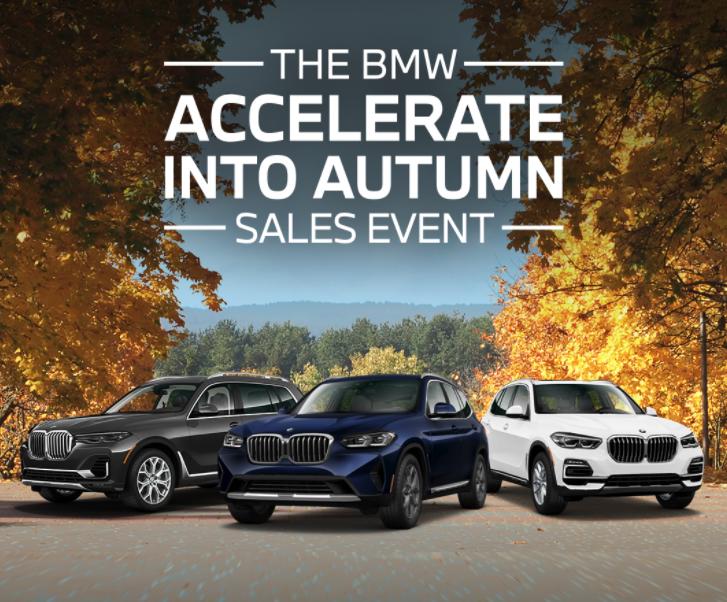 Accelerate Into Autumn