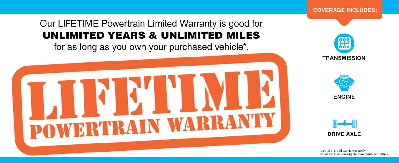Powertrain Warranty Coverage >> Lifetime Powertrain Warranty Buckeye Honda