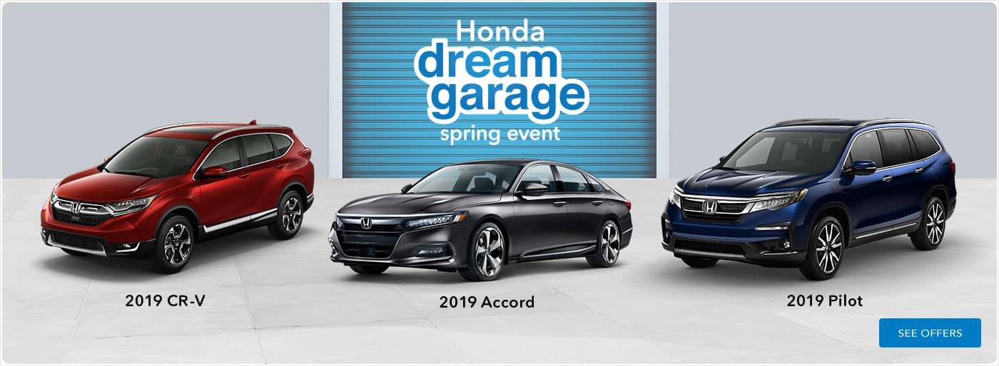 Buckeye Honda Dream Garage