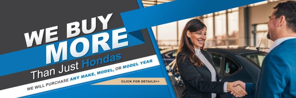 Buckeye Honda buys more than just Honda vehicles