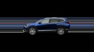 2021 Honda CR-V in Obsidian Blue Pearl