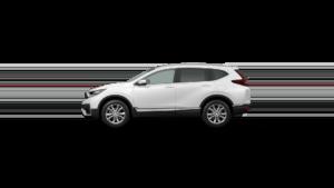 2021 Honda CR-V in Platinum White Pearl