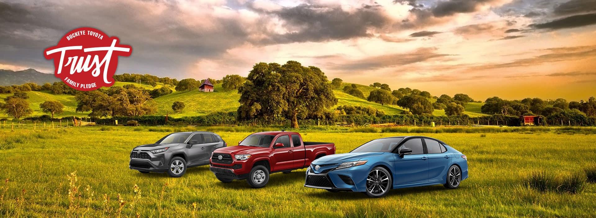 Car Dealerships In Lancaster Ohio >> Buckeye Toyota Toyota Dealer In Lancaster Serving Logan