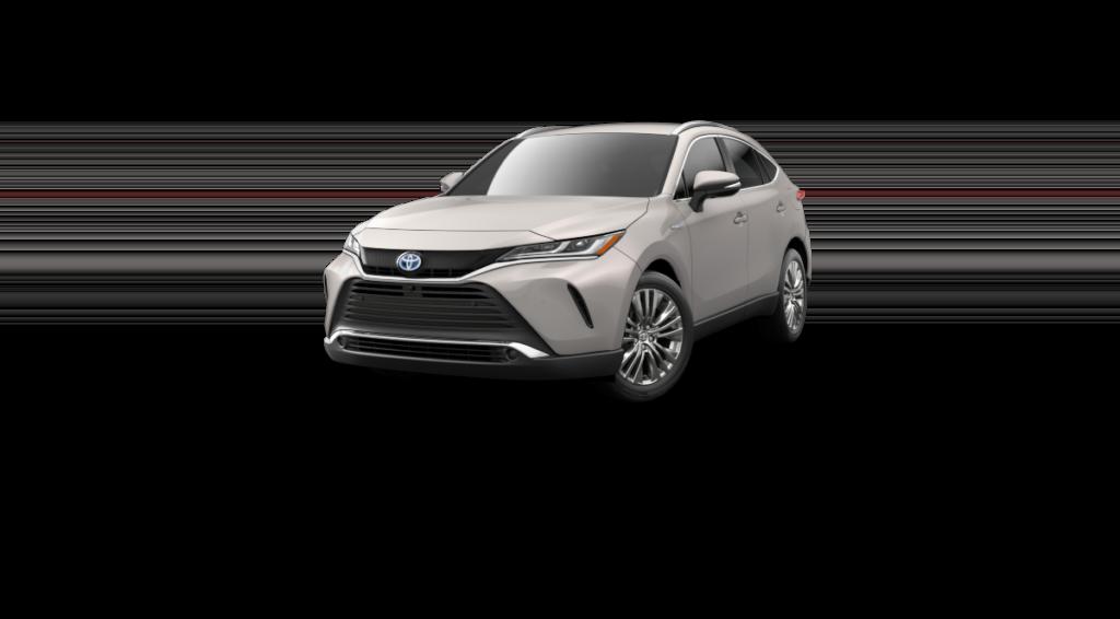 New 2021 Toyota Venza LE