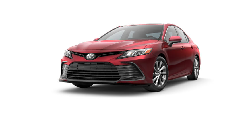 New 2021 Toyota Camry LE FWD