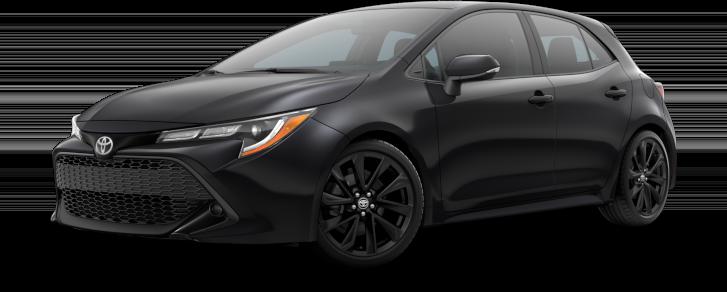 New 2021 Toyota Corolla Hatchback LE