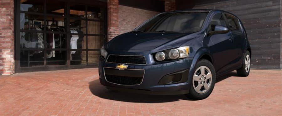Used 2015 Chevrolet Sonic Burlington Chevrolet