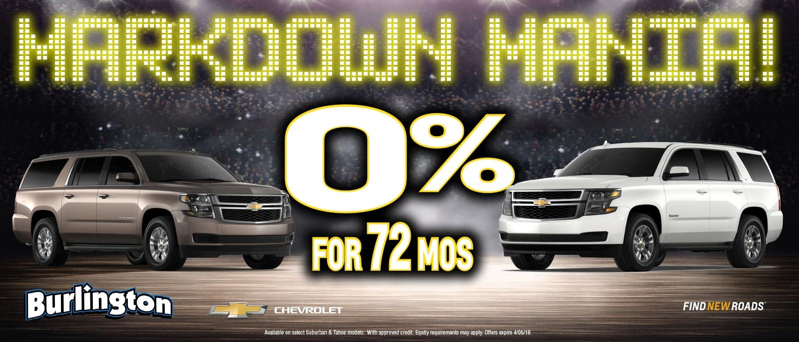 Burlington Chevrolet | Chevrolet Dealer in South Burlington, NJ