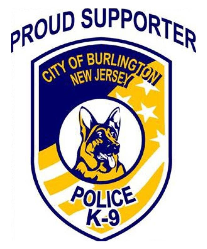 Proud Supporter of K-9 Police
