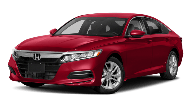 2018 Accord Red