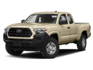 Used Toyota Tacoma
