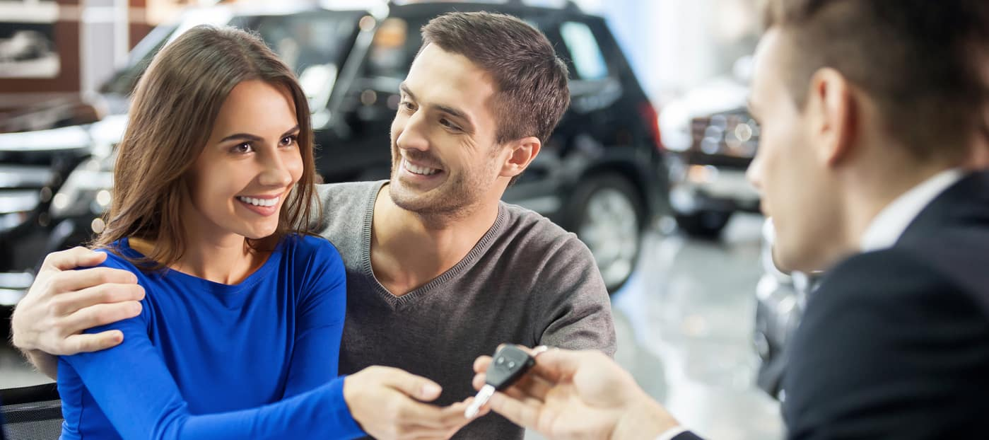 Couple Buying A Car in Another State