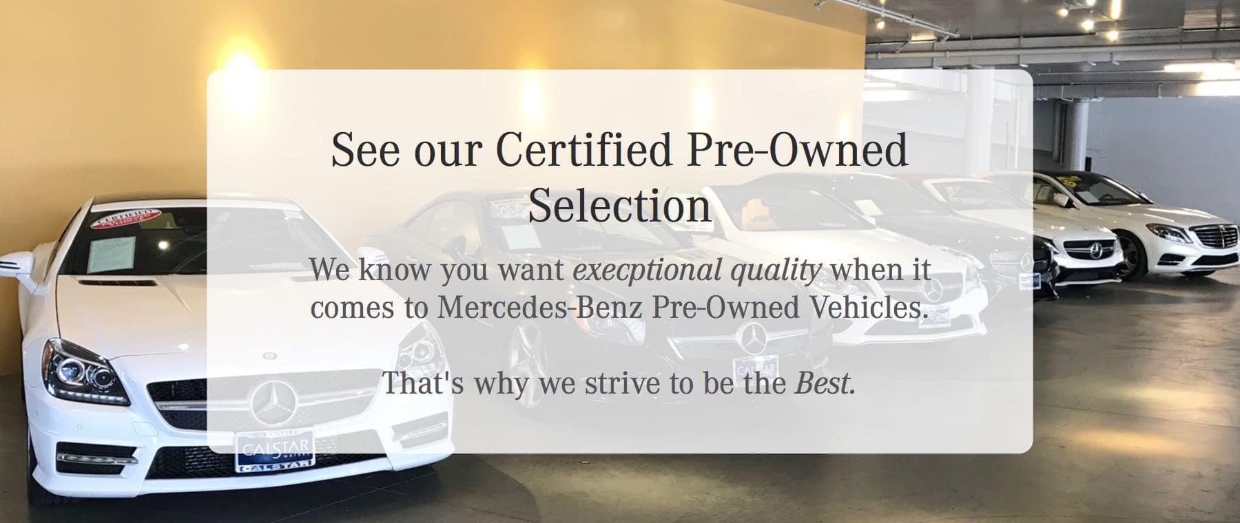 Calstar Motors Mercedes Benz Dealer In Glendale Ca