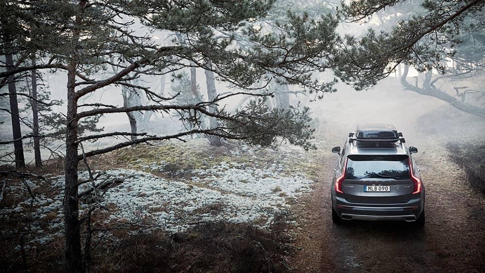2018 Volvo XC90 Exterior Handles fog and snow