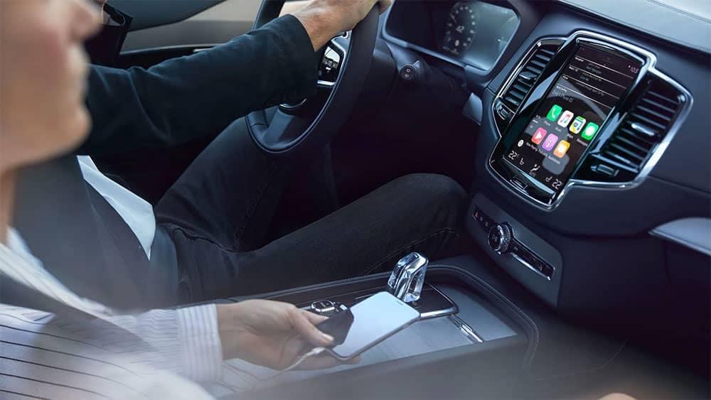 Volvo XC90 Smartphone Integration