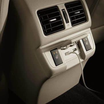 2019 Subaru Outback Interior Features