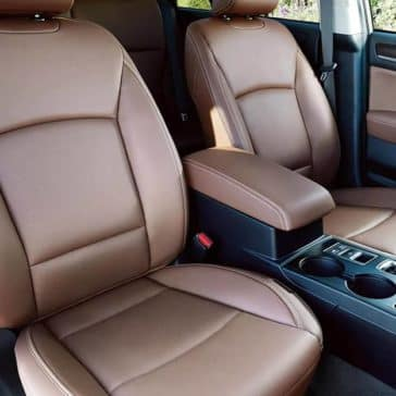 2019 Subaru Outback Interior Front Seating