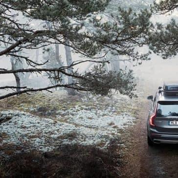 2019 Volvo XC90 rear exterior