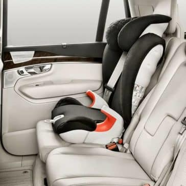 2019 Volvo XC90 seating