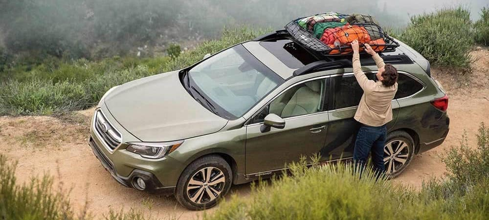 2019 Subaru Outback Accessories Roof Rack