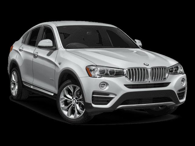 New 2018 BMW X4 xDrive28i AWD