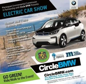 Manasquan Electric Car Show