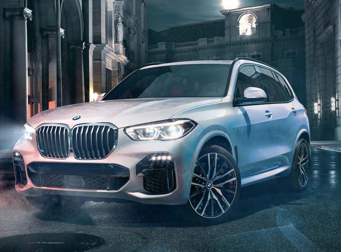 The 2019 BMW X5