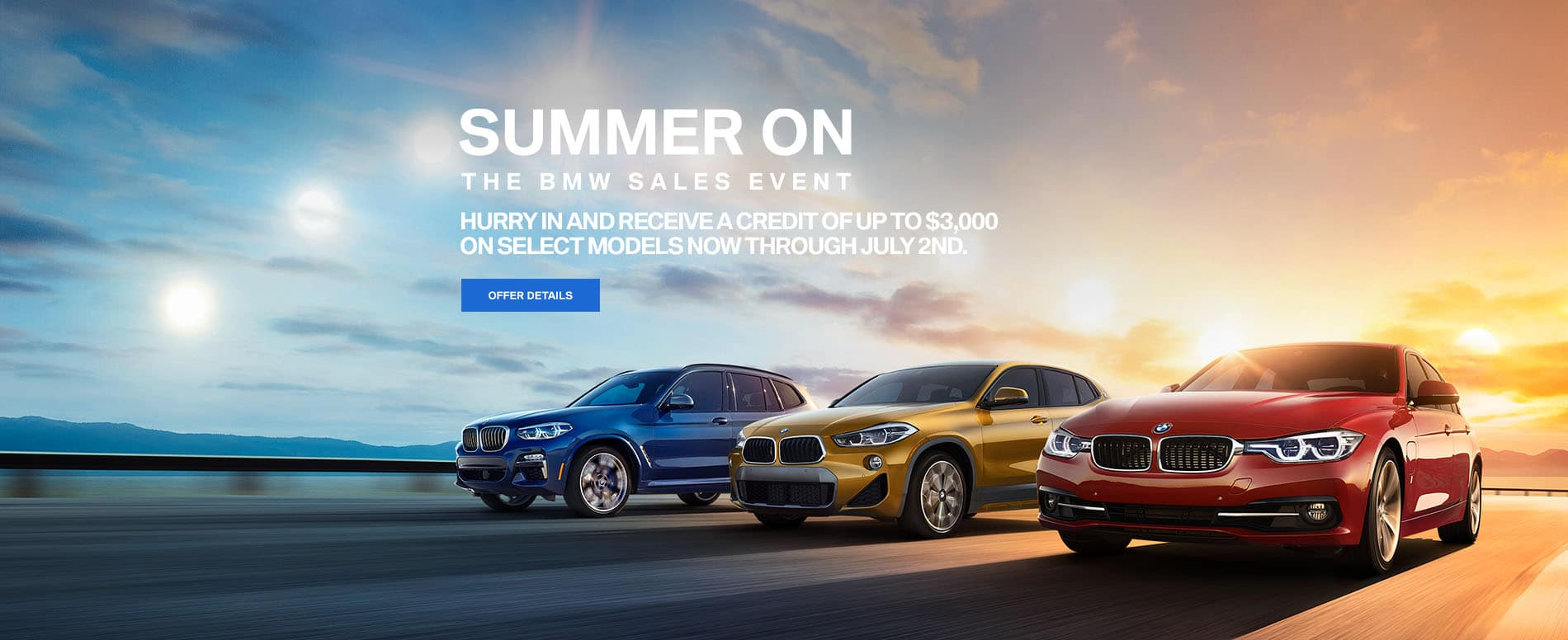 BMW Summer On Campaign