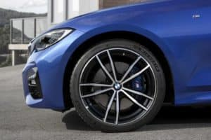 New 2019 BMW 3 series Rim