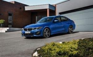 New 2019 BMW 3 Series Exterior