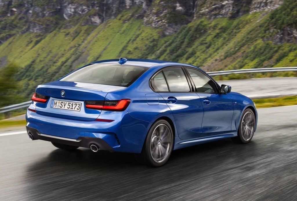 Reserve New 2019 Bmw 3 Series At Circle Bmw