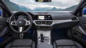 New 2019 BMW 3 Series Interior