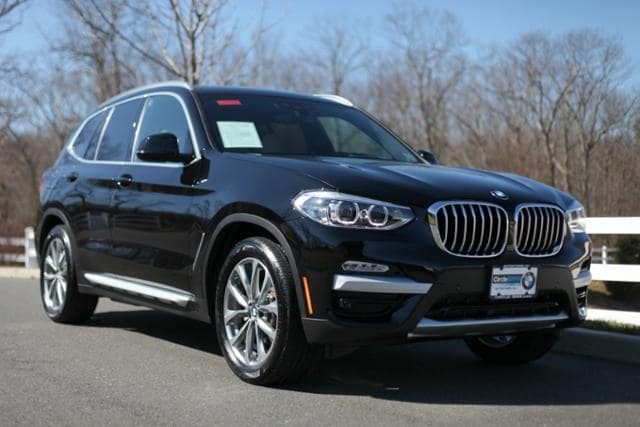 Lease Offer 2019 BMW X3 xDrive30i Sports Activity Vehicle With Navigation & AWD
