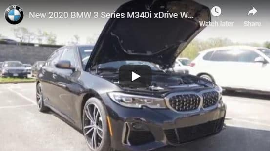 Watch Now New 2020 Bmw 3 Series M340i Xdrive At Circle Bmw Circle Bmw