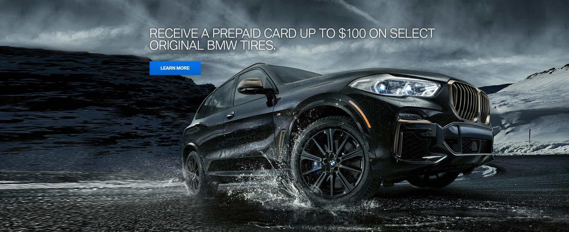Fall Tire Campaign