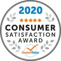 DealerRater Recognizes Circle BMW with a Consumer Satisfaction Award in 2020