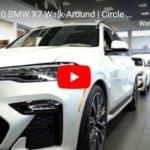New BMW X7 at Circle BMW in Eatontown NJ