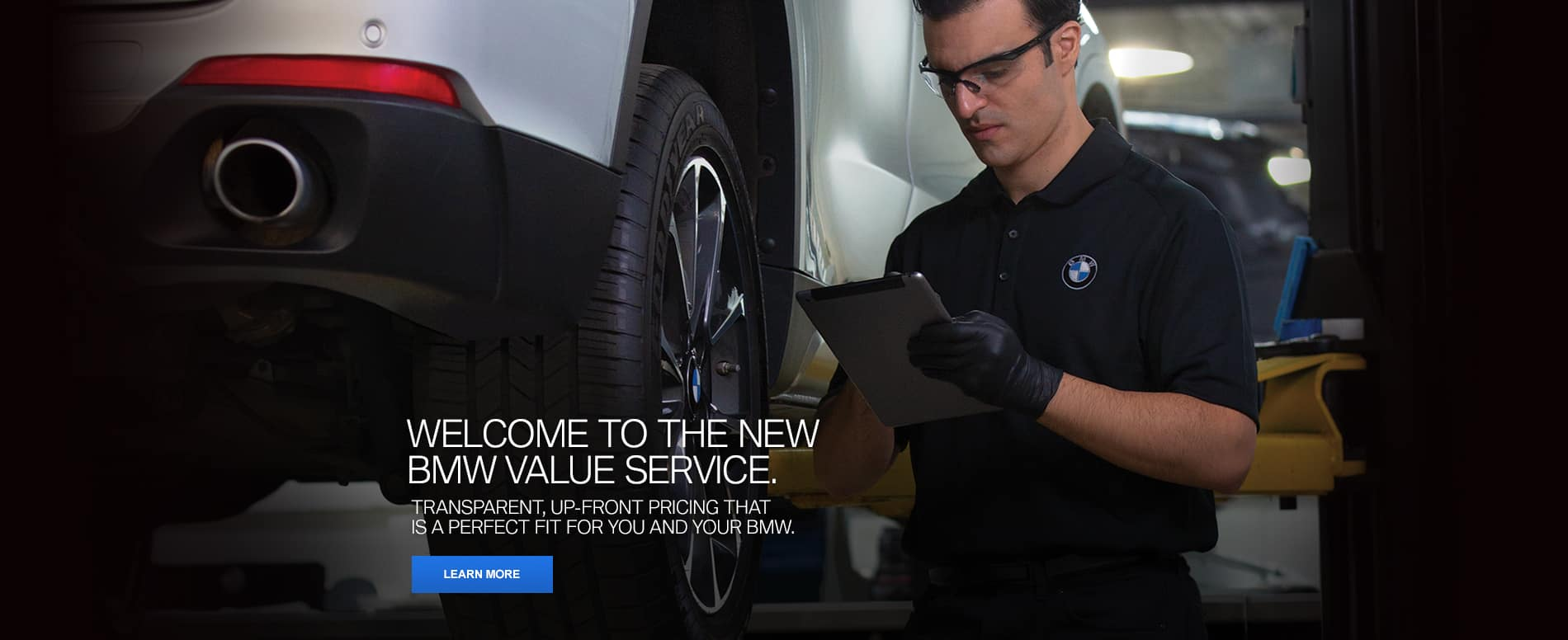 Value Service at Circle BMW in Eatontown NJ