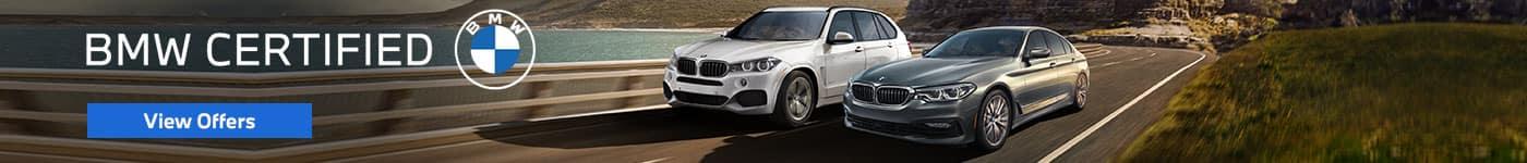 BMW CPO Banner