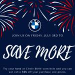 Save Big at Circle BMW
