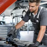 BMW Ultimate Care Oil Services