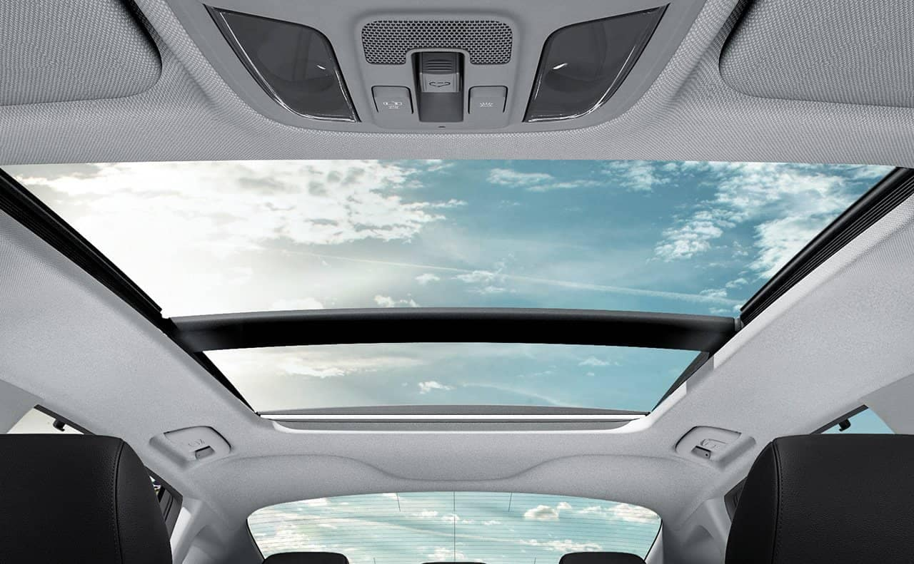 panoramic roof in 2019 Kia Optima