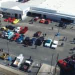 Bundle Up The Bosoms Car Show