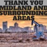 Thank You Midland