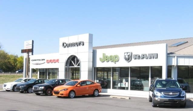 Connors Chrysler Dodge Jeep RAM Portage, Indiana